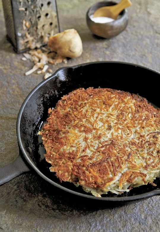 Baby Cakes Hash Browns