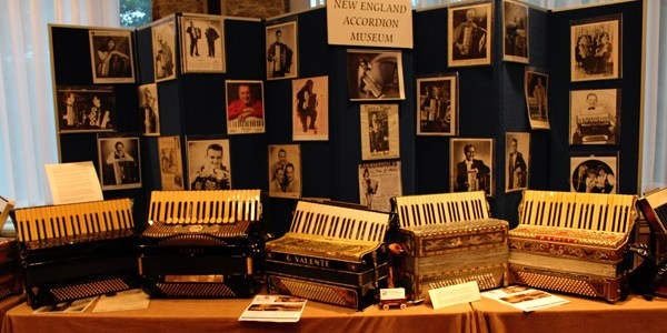 New-England-Accordion-Museum-Exhibit-Canaan-CT-AAA-accordion-convention-2014-display-1