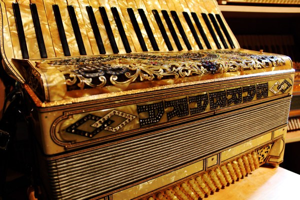 An Accordion Story: Most Inspirational Accordion