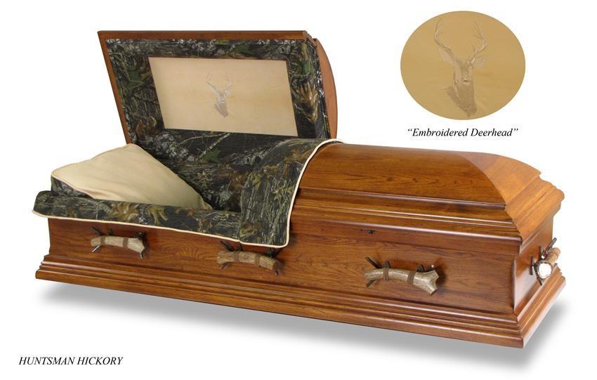 Huntsman Hickory New England Casket Company