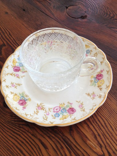 Vintage Punch Cups