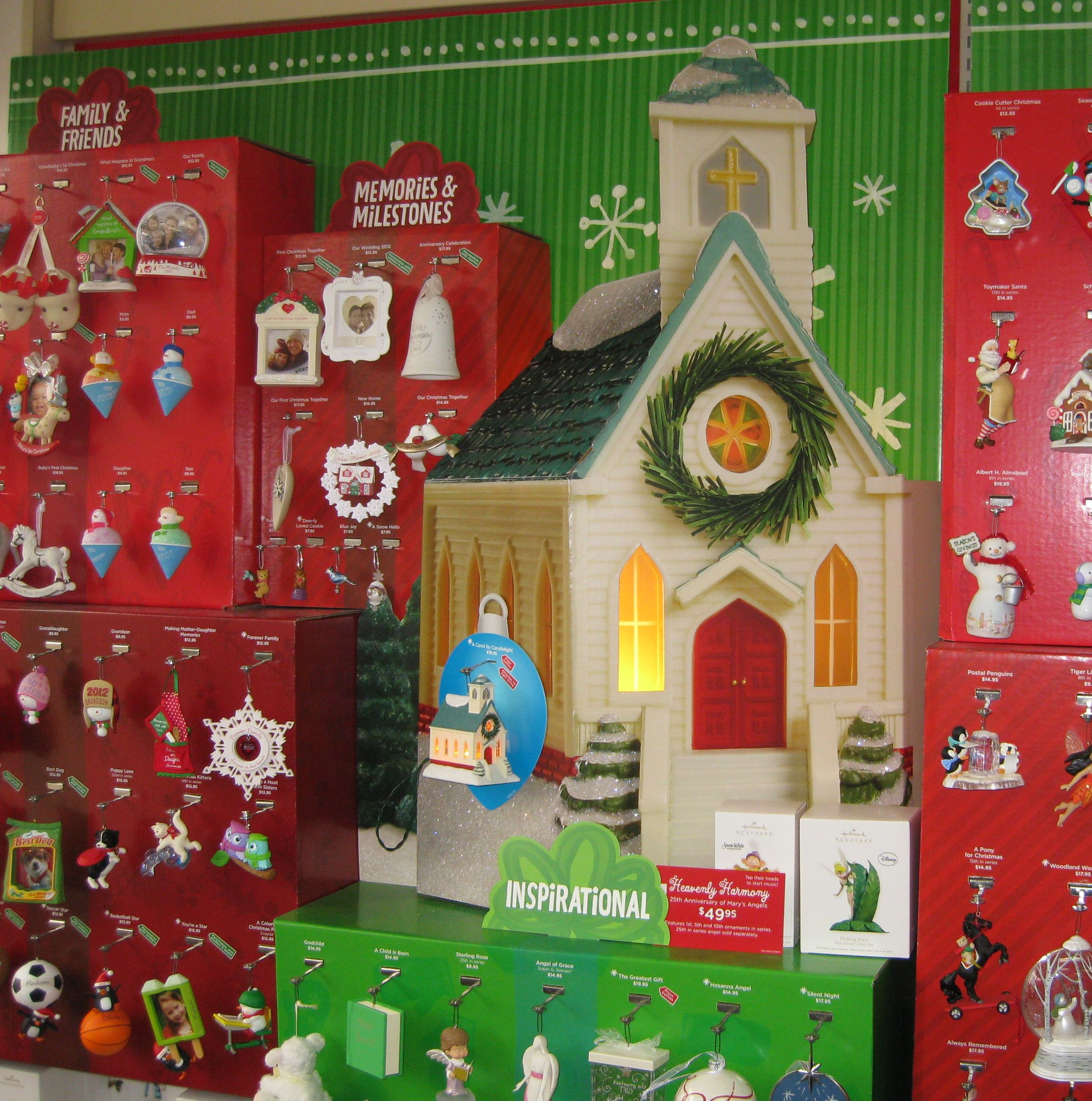 Hallmark Countdown To Christmas Giveaway