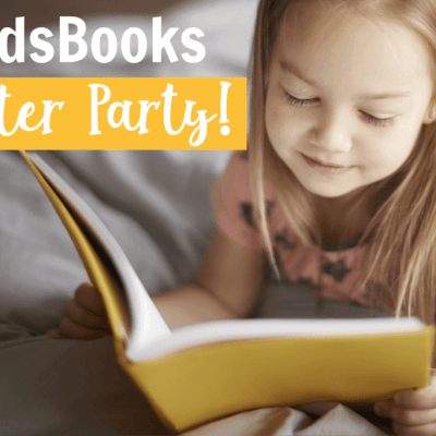 #KidsBooks Twitter Party
