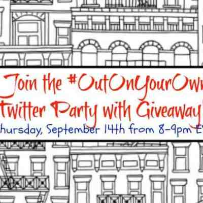 Join the #OutOnYourOwn Twitter Party