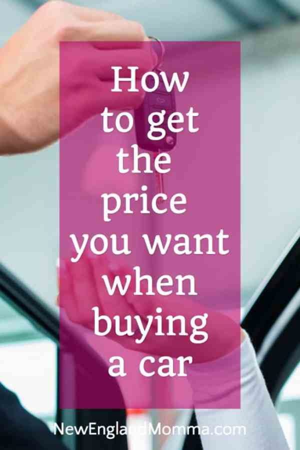 Here are the 6 phases of buying a car and getting the price you want as well as making sure it's right for your family. #ad #CarsCom
