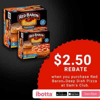 Red Baron for the Holidays – Quick, Delicious and Save Money