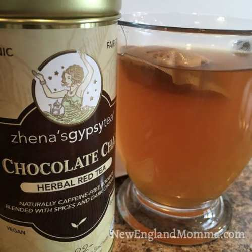 Zhena's Teas are Organic & Fair Trade Teas made with natural ingredients and the yummiest of flavors!