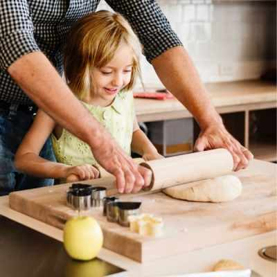 What ingredients should your child be using when they learn how to cook? Here are the 10 Essential Foods that Children should learn to cook with.