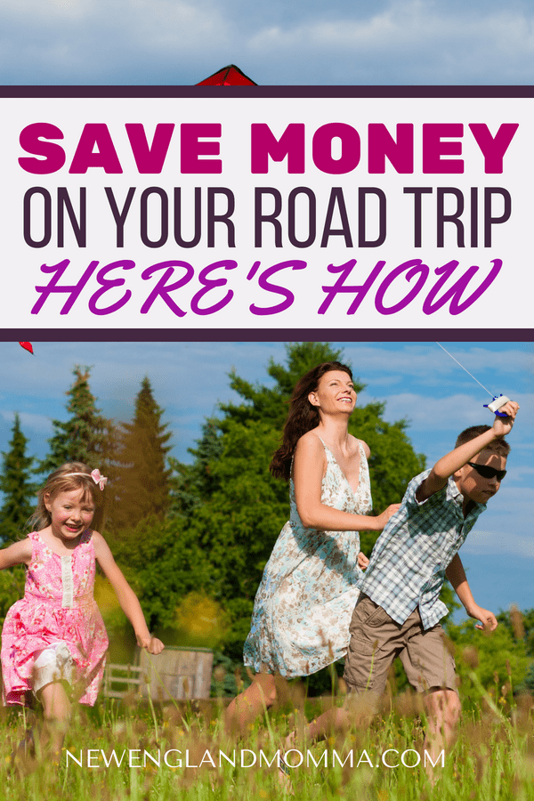 Summer is here! Get ready to hit the road and let the adventure begin! Here's 5 ideas on how to save money on your next road trip!