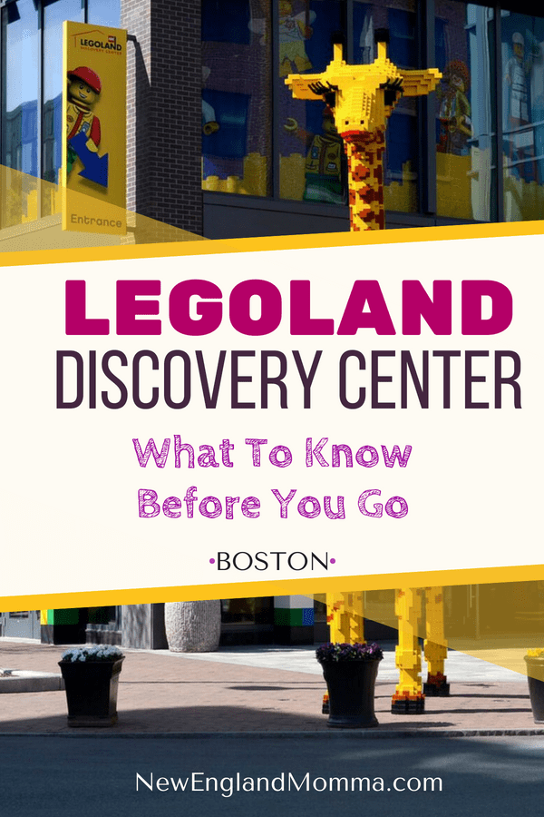 LEGOLAND Discovery Center in Boston is the perfect day trip for families with kids. 12 activities and attractions! Rediscover the fun of LEGO Bricks.