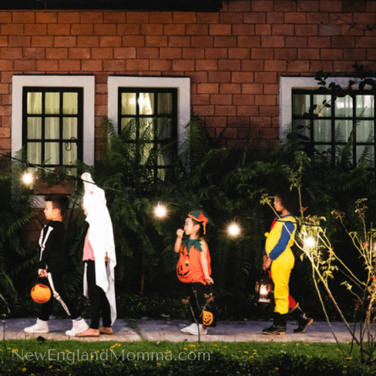 Trick or Treating is fun for kids of all ages - here are my top tips for a ghoulishly fun evening that's also stress free!