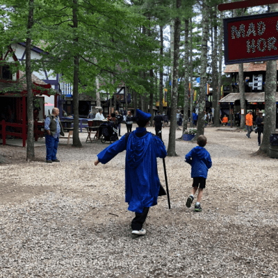 Day Trip to King Richard's Faire – Carver, MA