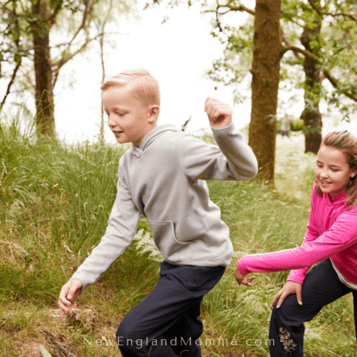 Kids & Ticks What You Need to Know to Enjoy the Outdoors