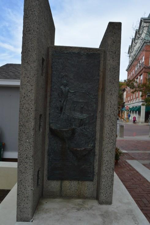 The Statues of Salem Salem MA  New England Nomad