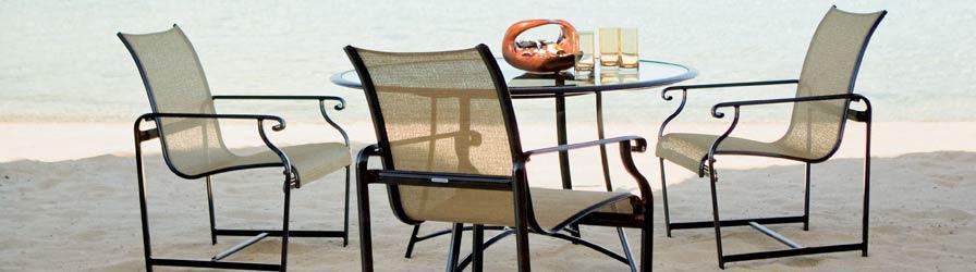 Brown Jordan Aegean Sling  Outdoor Furniture CT  New