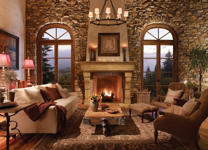 That 39 s amore tuscan style homes you 39 ll love for Tuscan style homes interior