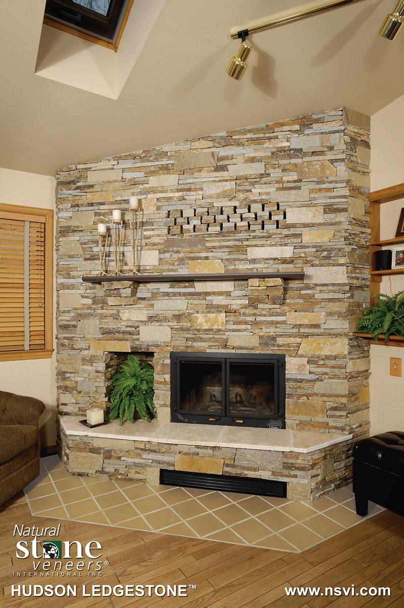 Natural Stone Veneers  New England Silica Inc