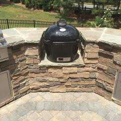 Grill For Outdoor Kitchen Single Lever Faucet Kitchens Grills Pizza Ovens New England Silica Inc