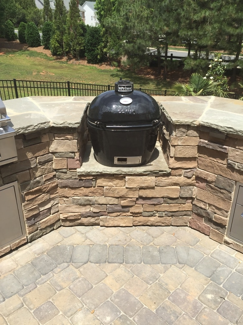 grill for outdoor kitchen top of the line faucets kitchens grills pizza ovens new england silica inc