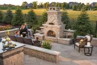 Stone Age Manufacturing Outdoor Fireplaces