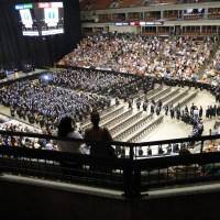College Graduation Ceremony in Manchester, NH