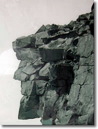 For years, he was one of new england's best scenic wonders. Old Man Of The Mountain Franconia Notch New Hampshire