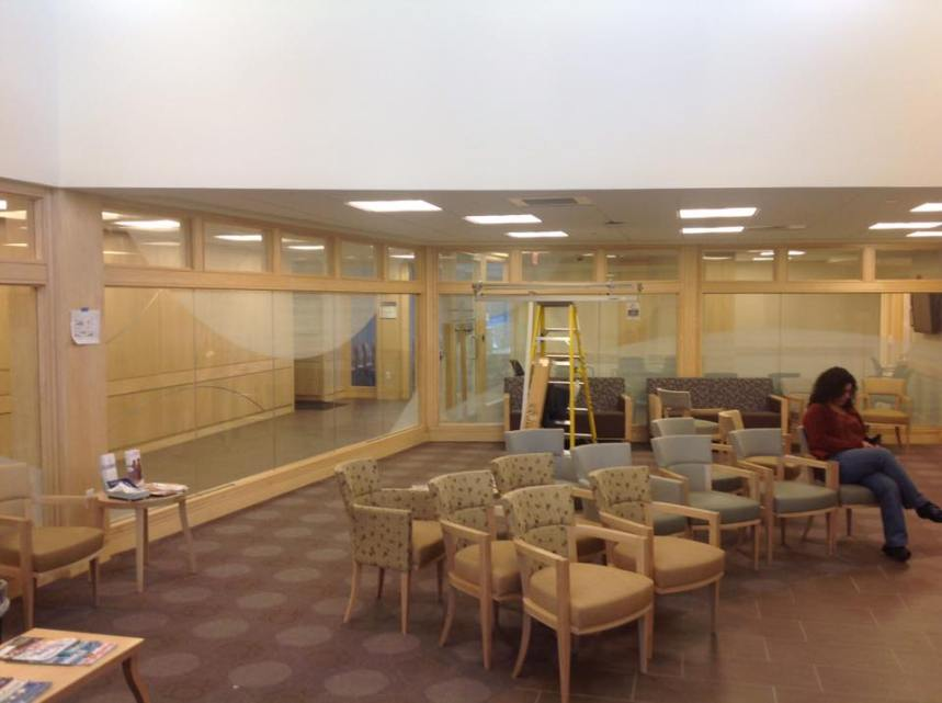 Decorative Window Film enhances Cape Cod Hospital