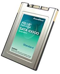 SLC or MLCNew Era Electronics FiD1.8 SATA 10000 Innodisk
