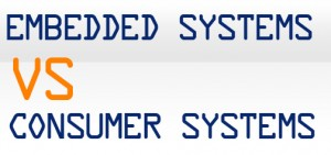 embedded system-consumer syst
