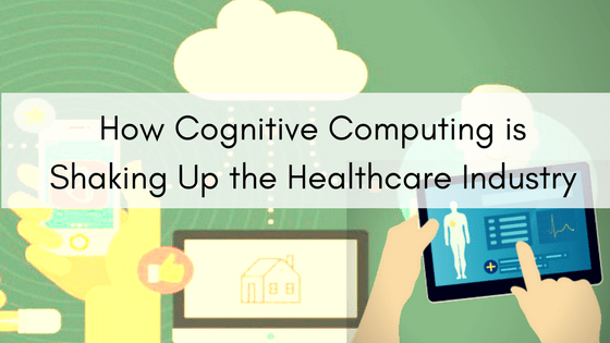 The word cognitive against doctor showing tablet pc