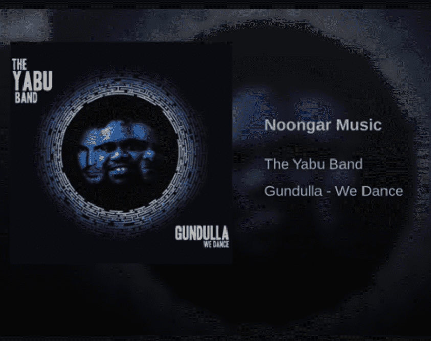 Noongar Music – Yabu Band