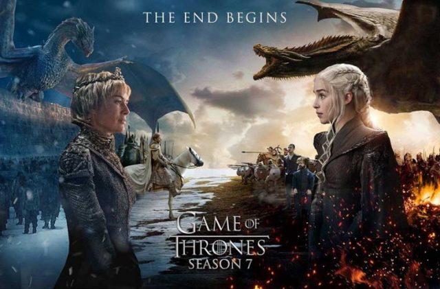 Resultado de imagen de juego de tronos temporada 7