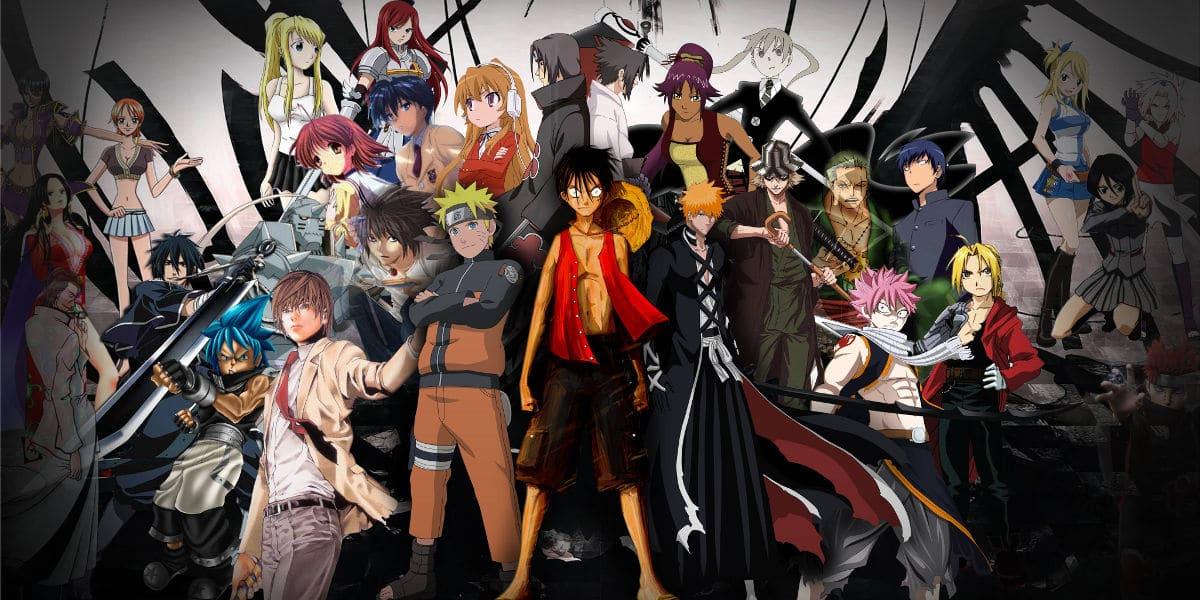 Wallpaper Girl Los 20 Mejores Anime De Aventura De Siempre D