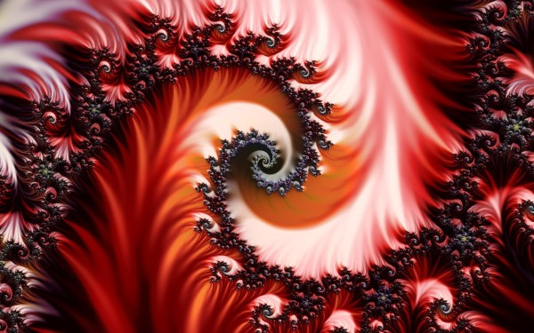 Abstract 3D Fractal Art