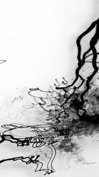 iphone hd ink wallpapers splashes abstract mobile allwallpaper