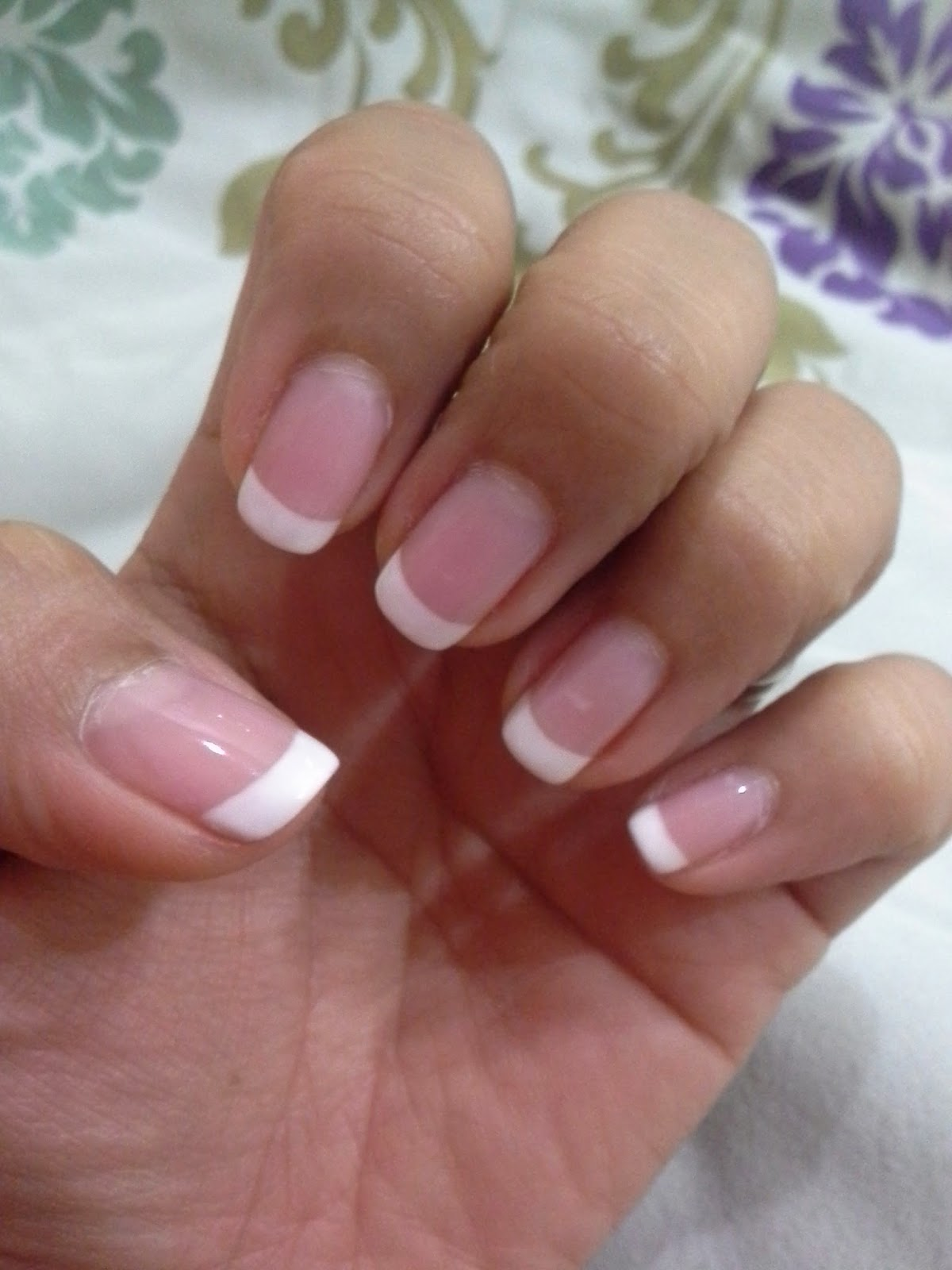 Gel nails for men - New Expression Nails