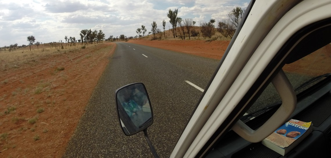 Sur la route du Red Centre