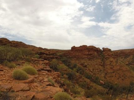 Rim Walk de Kings Canyon