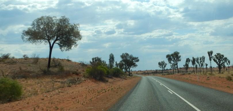Sur la route de Kings Canyon