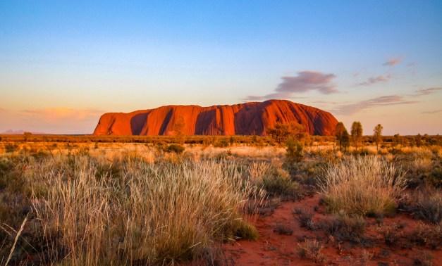 Uluru, à l'autre bout du monde