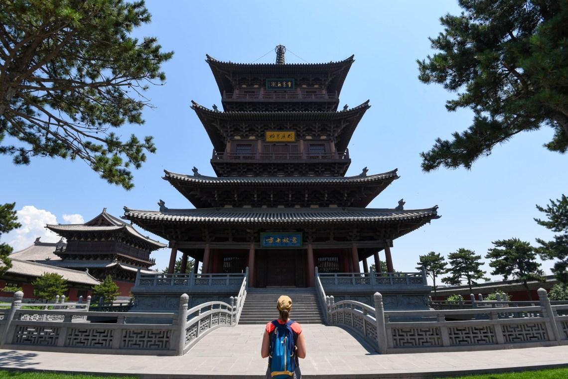 Premiers pas en Chine, à Datong @neweyes