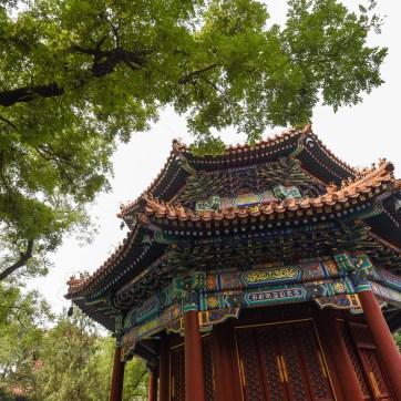 Temple de Yonghe à Pékin @neweyes