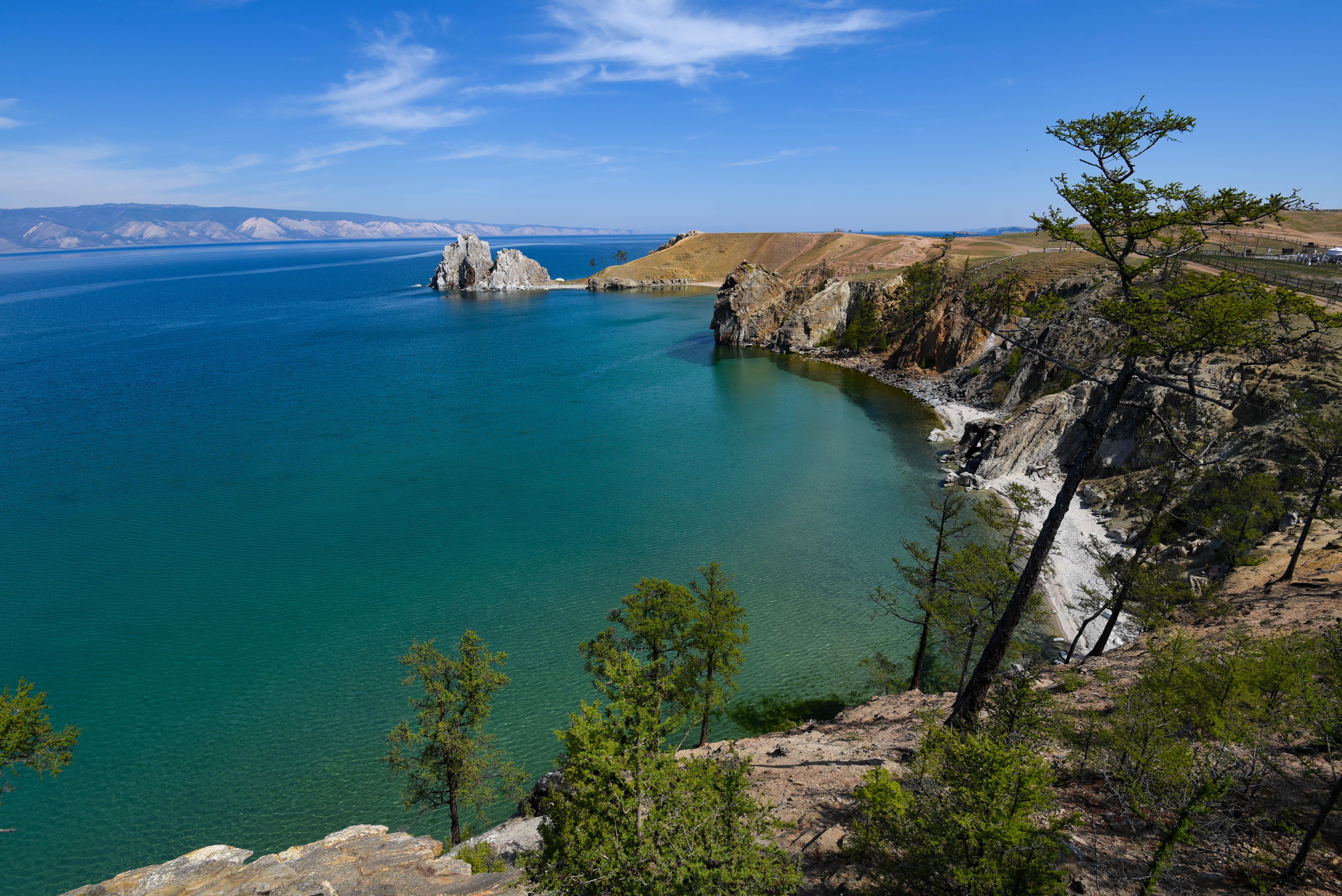 Lac Baïkal – Sur une île perdue en Sibérie