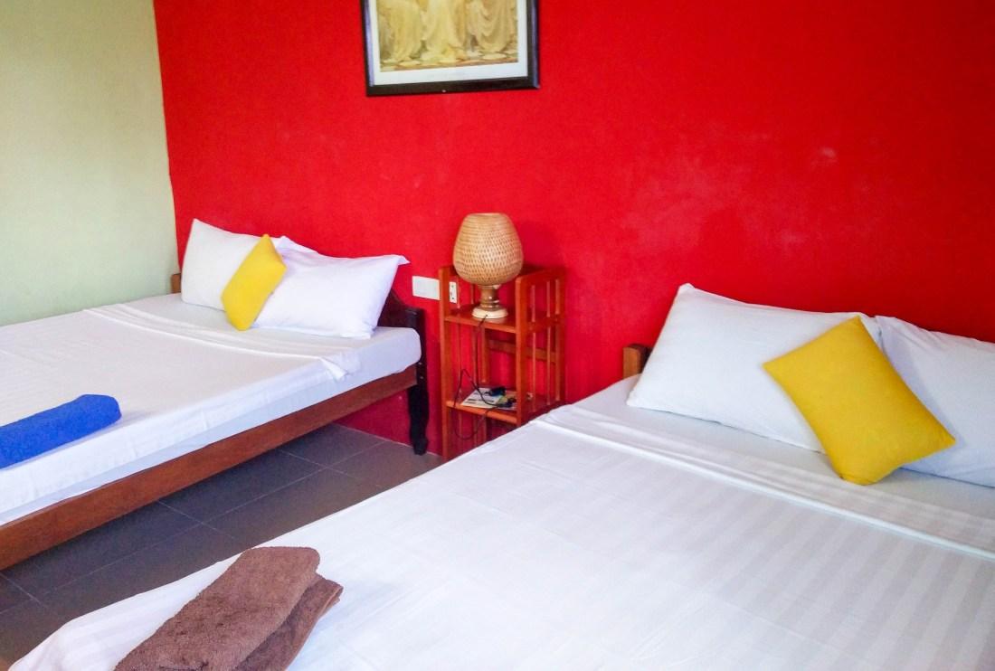 Notre hôtel pas cher à Siem Reap @neweyes