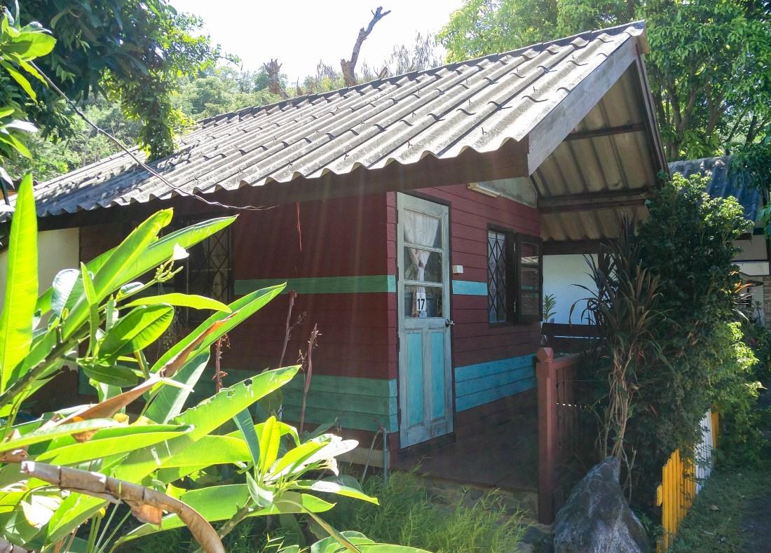 Chambre à Greenleaf Guesthouse de Khao Yai @neweyes