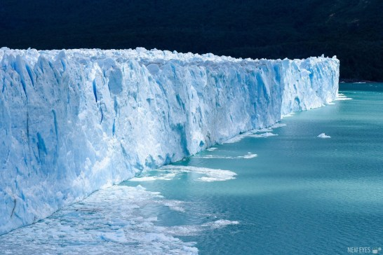 Le glacier Perito Moreno d'Argentine