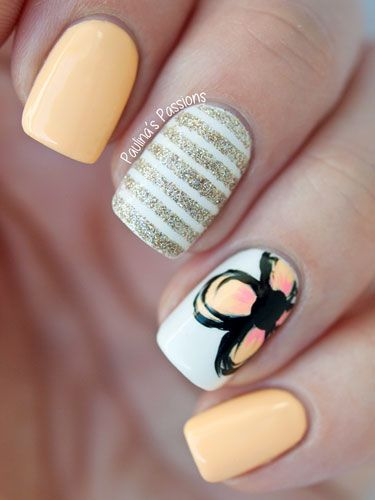 25 Best Spring Nail Art Designs Ideas Stickers