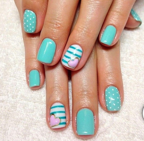 15 Spring Toe Nail Art Designs Ideas Stickers