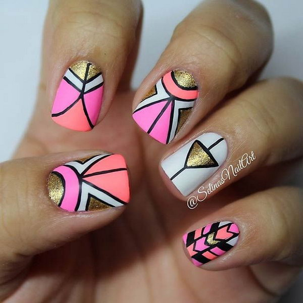 Fancy Celebrity Nail Designs 2017 15 Given Inspiration Article