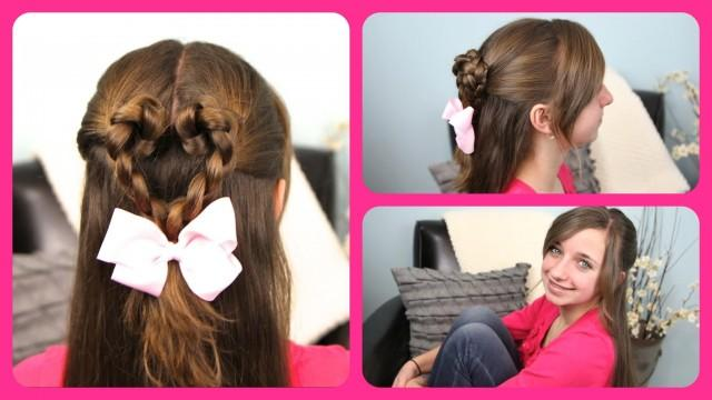 Particular Valentines Day Hair Styles 2014 For Ladies